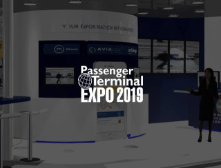 M2mobi - Our World Premiere at Passenger Terminal Expo 2019.