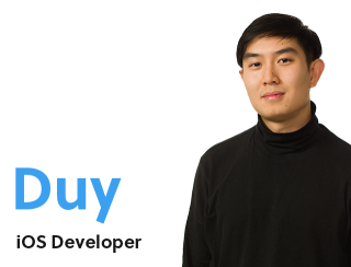 Meet Duy, our newest iOS Developer! | M2mobi Amsterdam