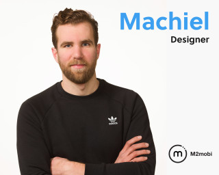 Meet Machiel, our newest UX Designer! | M2mobi Amsterdam