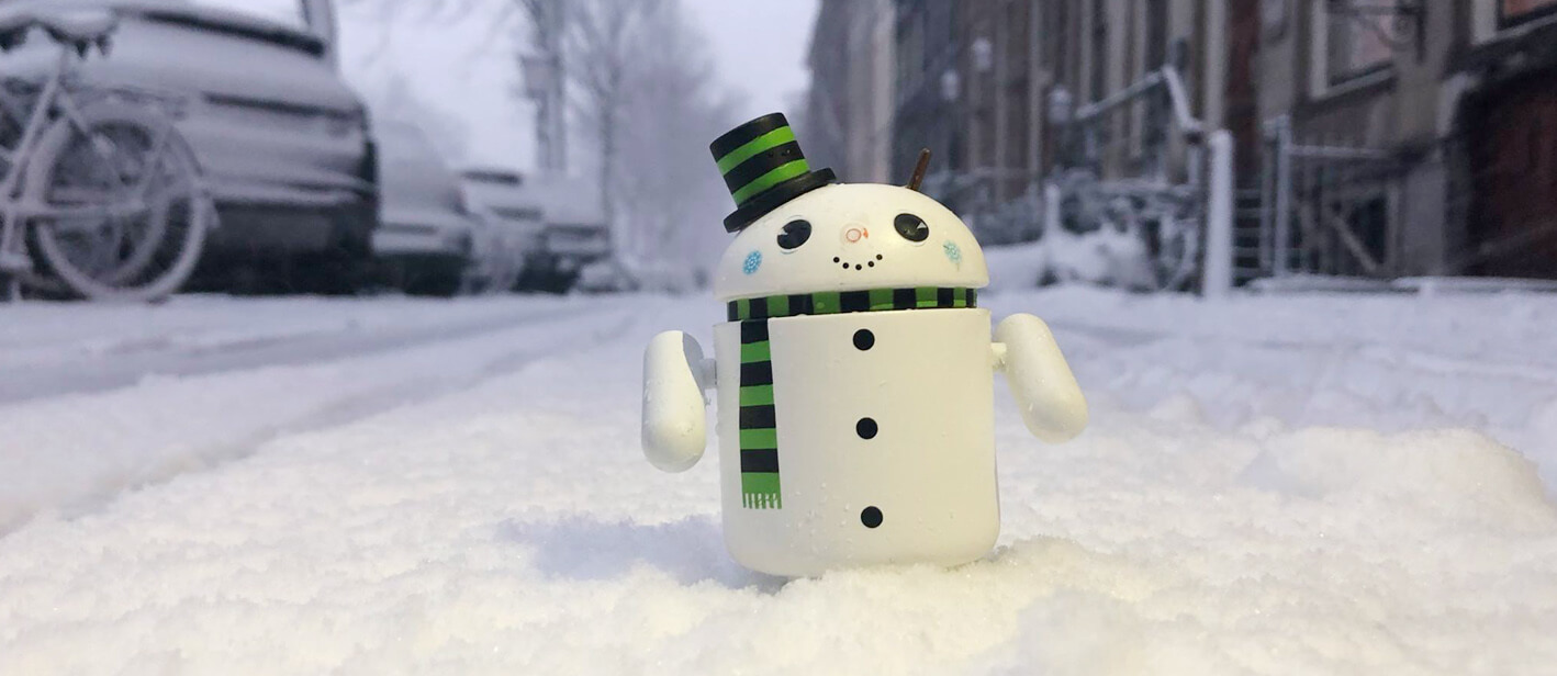 img android snow