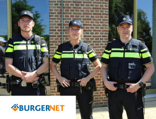 A safer neighbourhood with the Burgernet App | M2mobi
