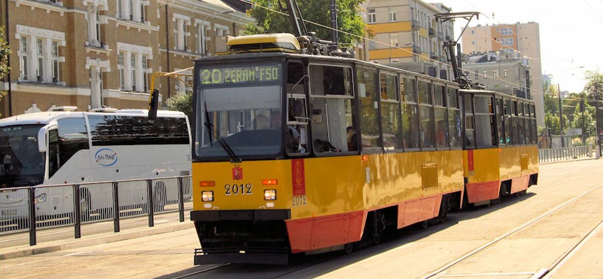 Na linie tramwajowa poczekamy dekadę