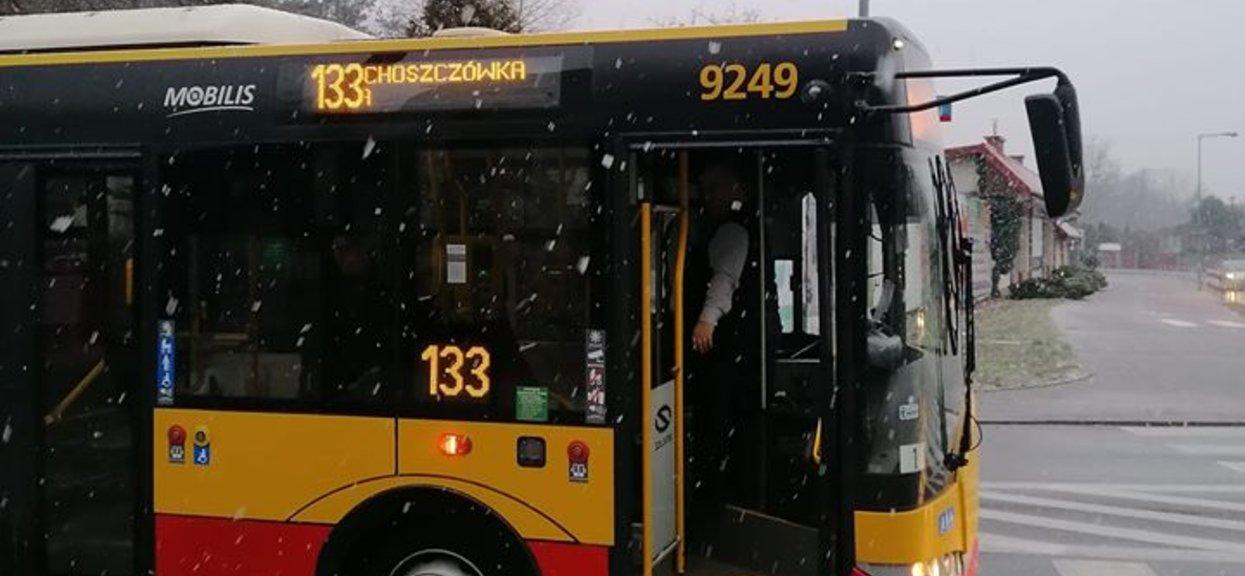 Kierowca autobusu pomógł kobiecie