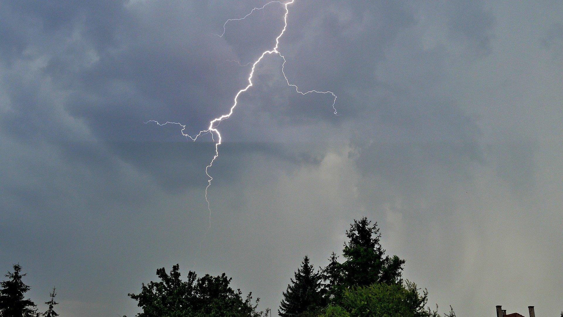 Burza nadchodzi