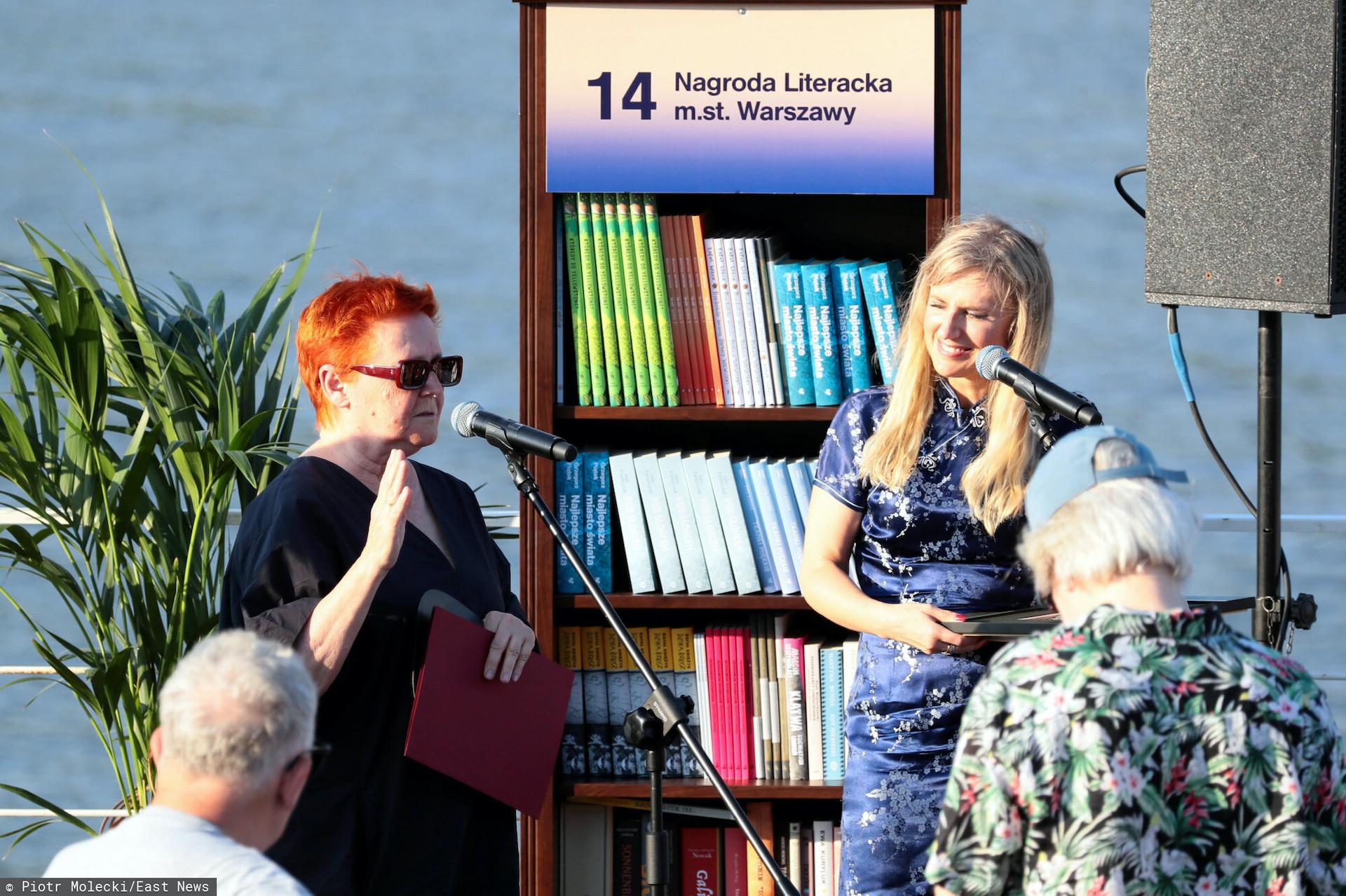 Wszyscy miłośnicy literatury mogą wziąć udział w czytaniu fragmentów dzieł zgłoszonych w ramach 14. Nagrody Literackiej m.st. Warszawy