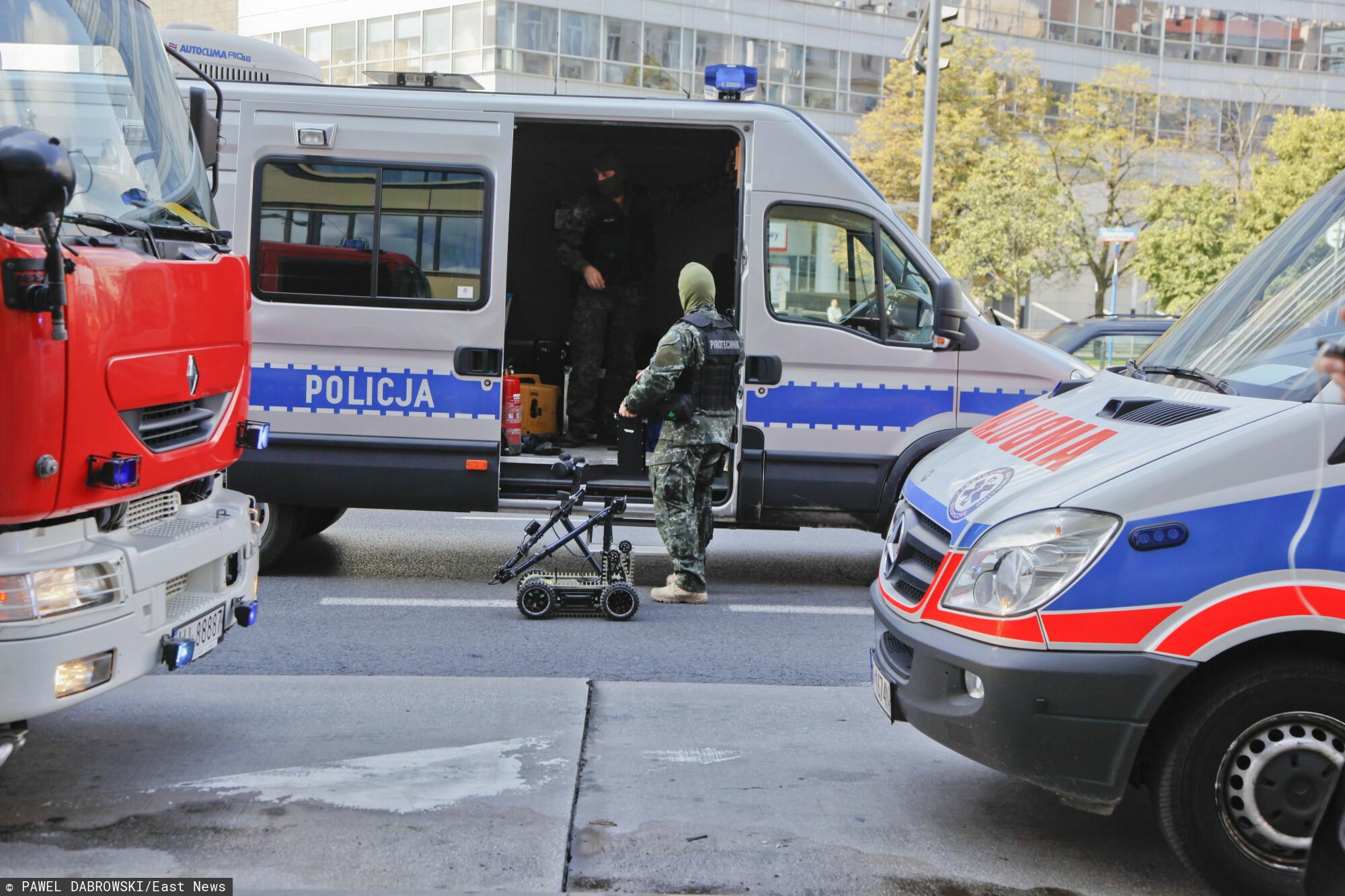 Akcja policji (zdj. ilustracyjne)
