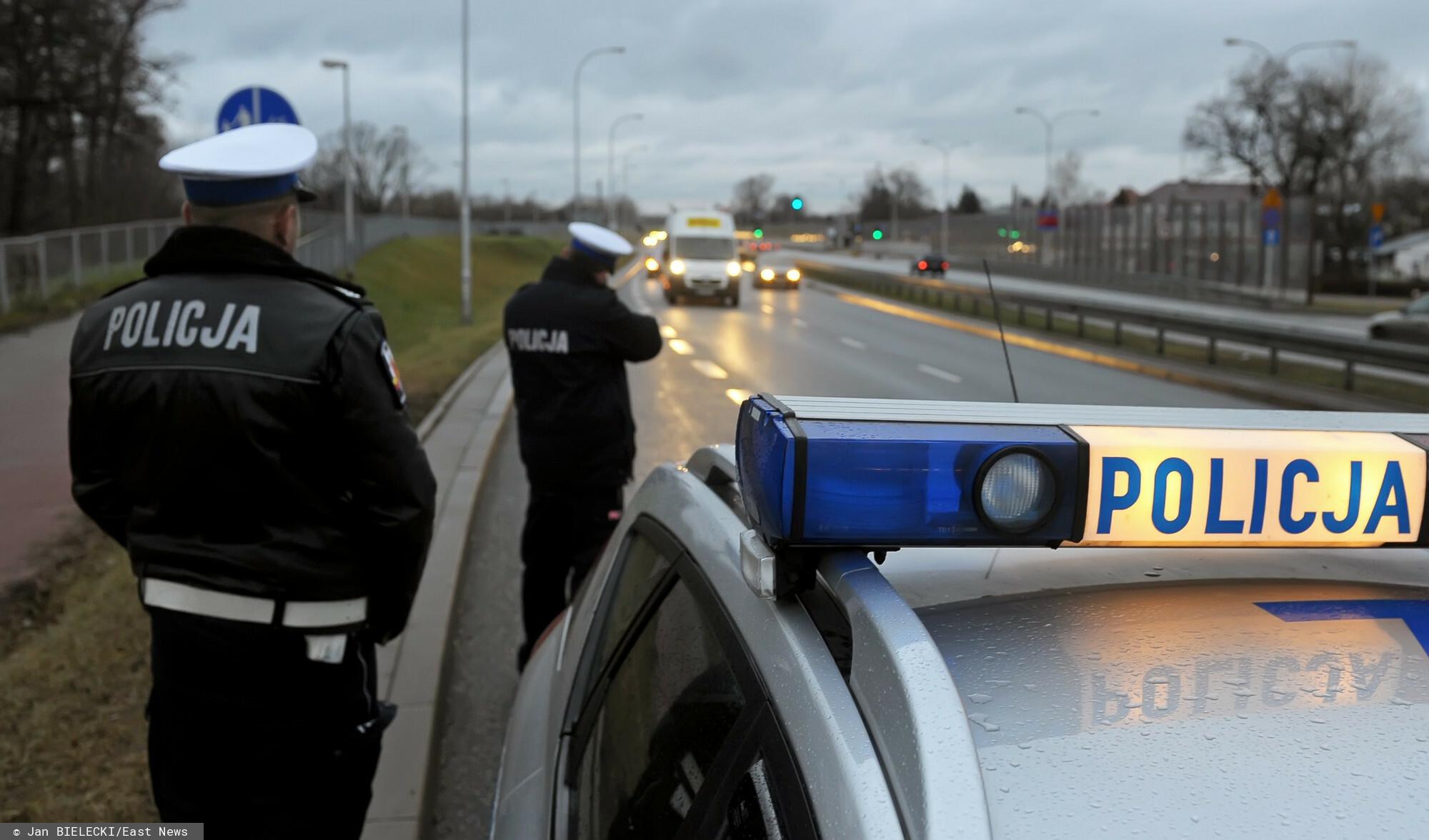 Policja wszczyna kontrole