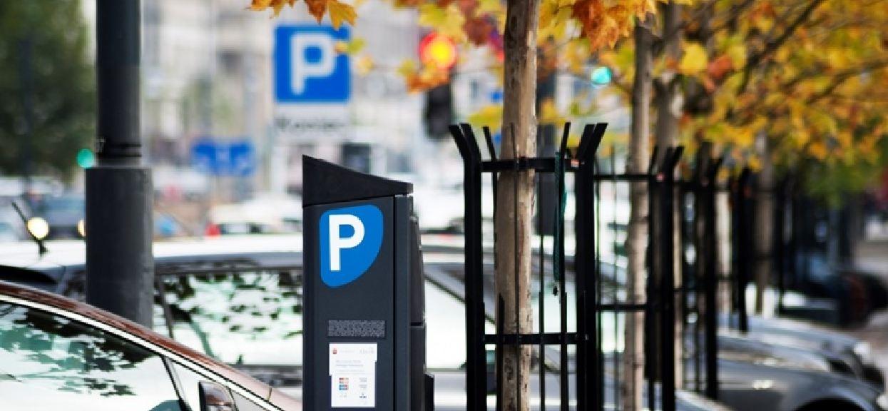 Płatne parkowanie