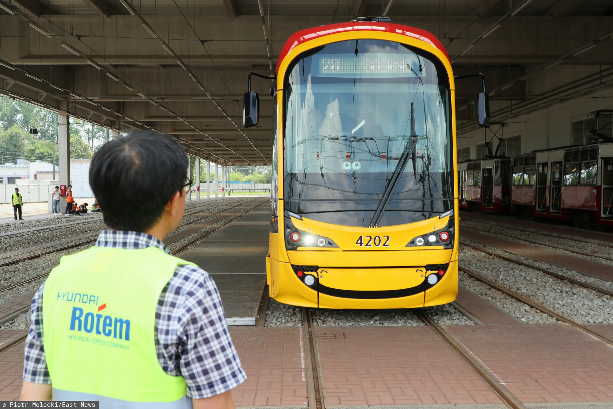 Wadliwe tramwaje