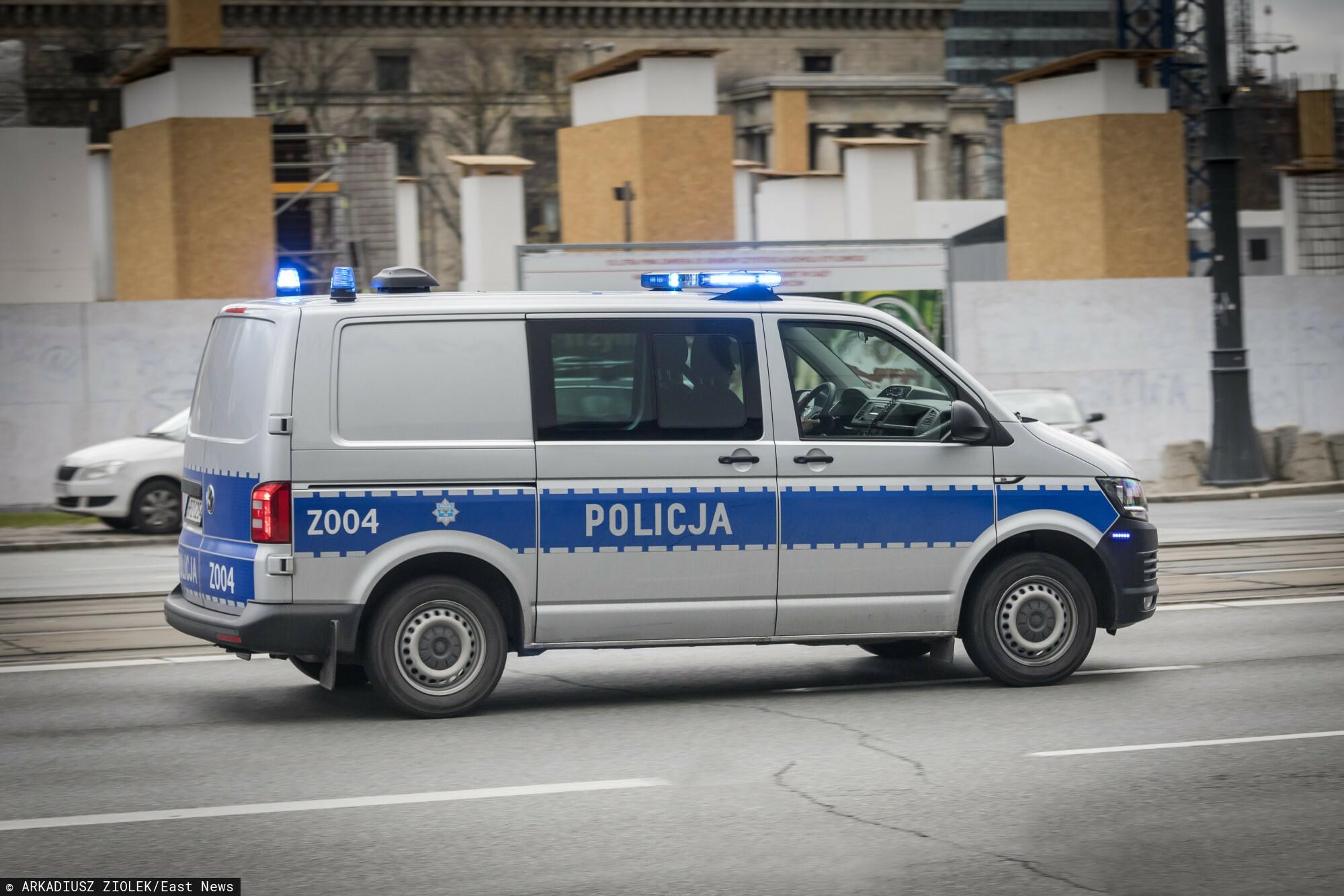 Policja na sygnale