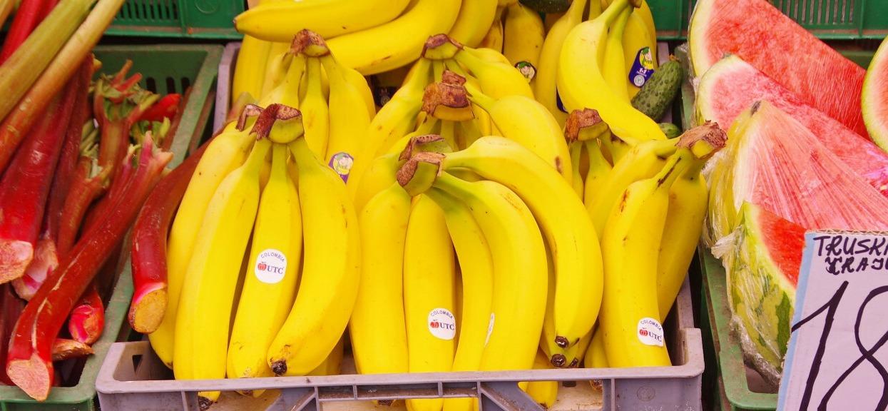 W dostawie bananów odkryto kokainę