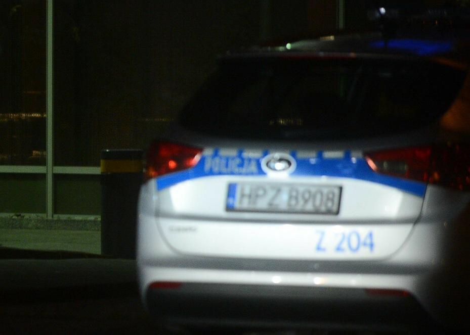 W Warszawie miał miejsce wypadek z udziałem ciężarówki.