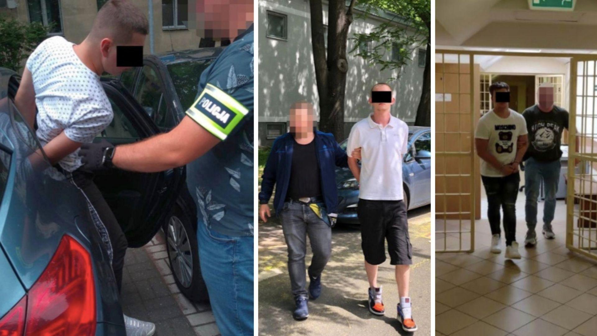 """Policja zatrzymała oszustów wykorzystujących metodę """"na policjanta"""""""