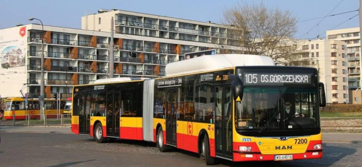 Od poniedziałku (16.11) ZTM wprowadza zmiany w stołecznej komunikacji miejskiej.