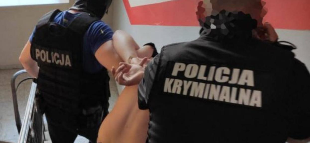 W związku z zabójstwem w Żyrardowie zatrzymano dwie osoby.