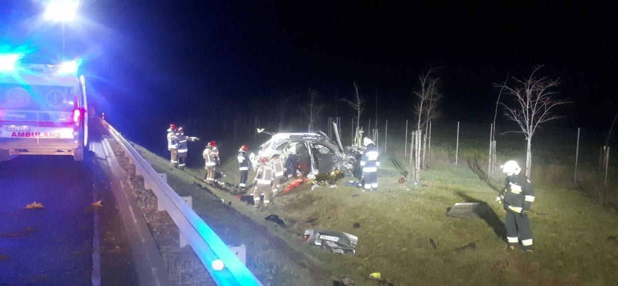 Wypadek Bentley