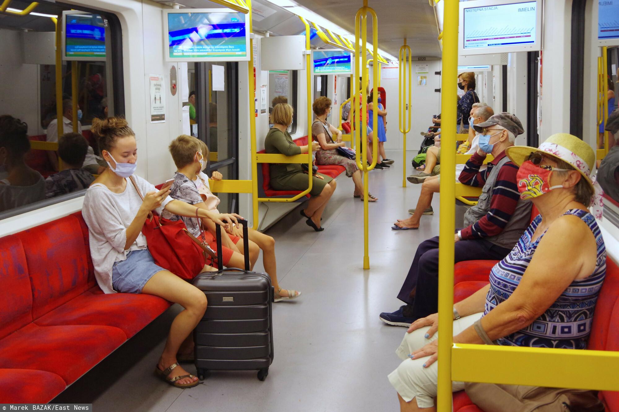 Metro problemy