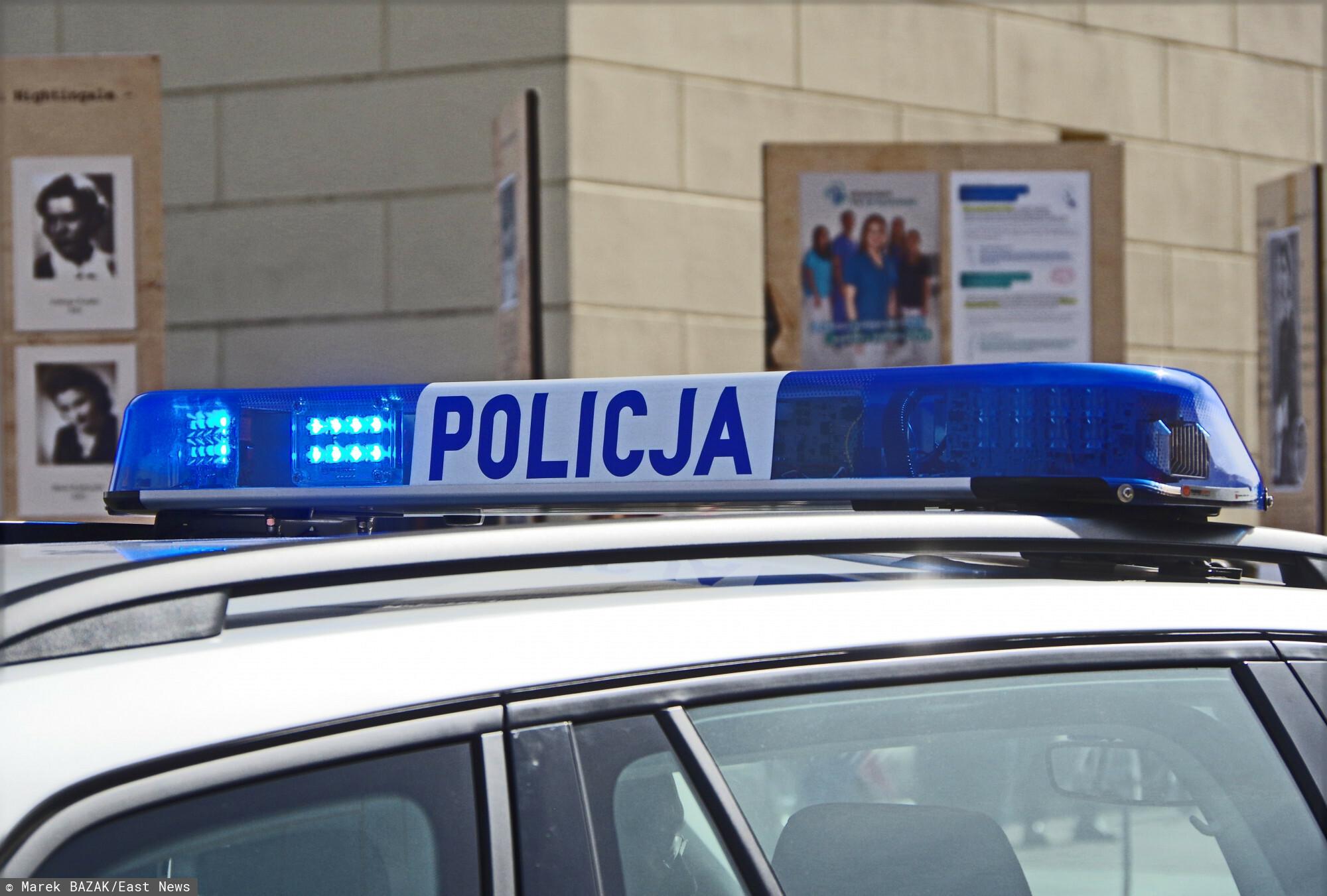 Podejrzany z Płocka zatrzymany