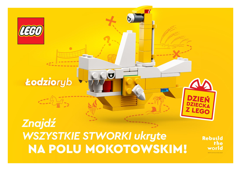 Dzień Dziecka z LEGO