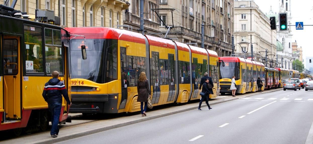 tramwaje