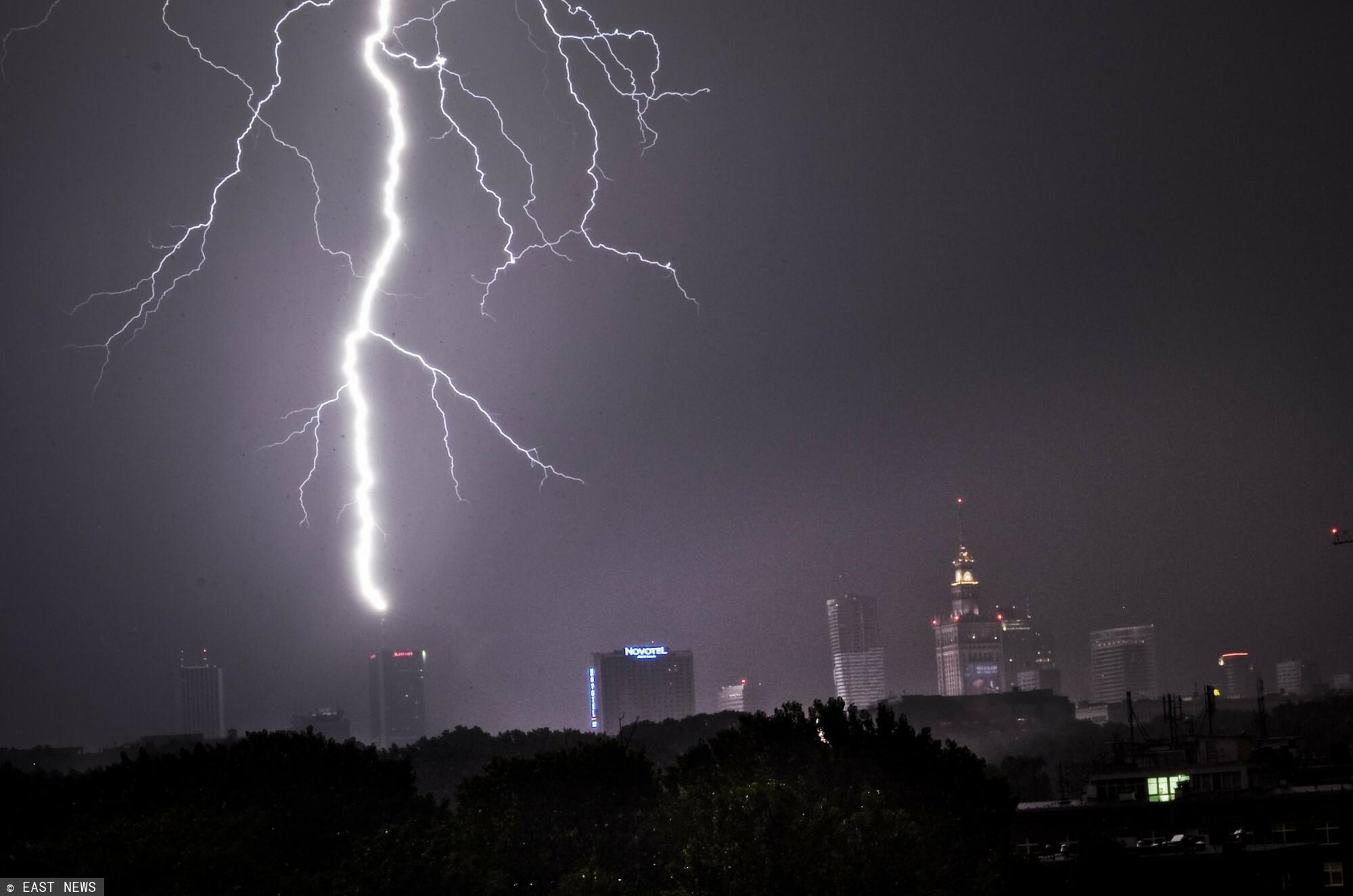 burze w Warszawie