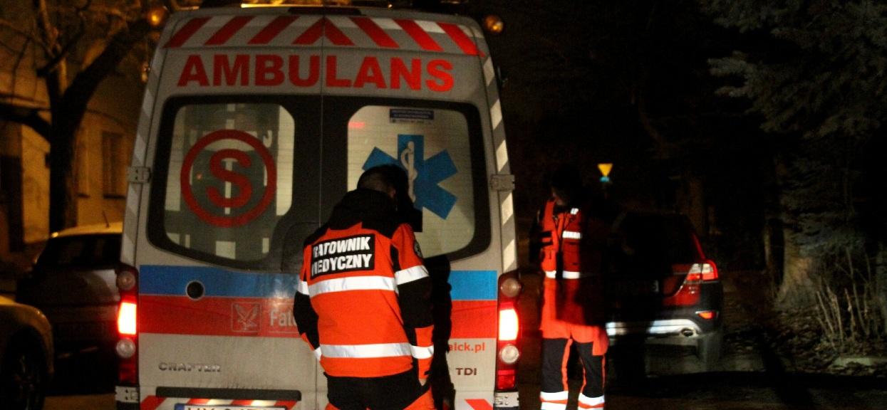 Nocą w Żyrardowie zastrzelono mężczyznę. (zdj. ilustracyjne)