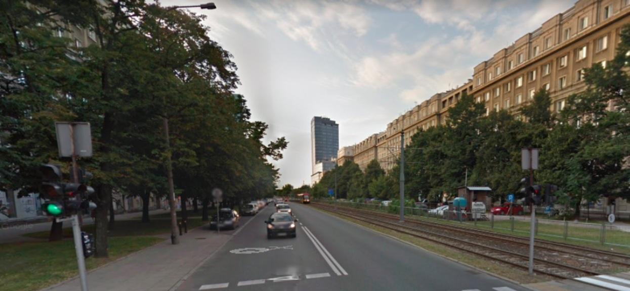Na ulicy Andersa doszło w środę do wypadku.