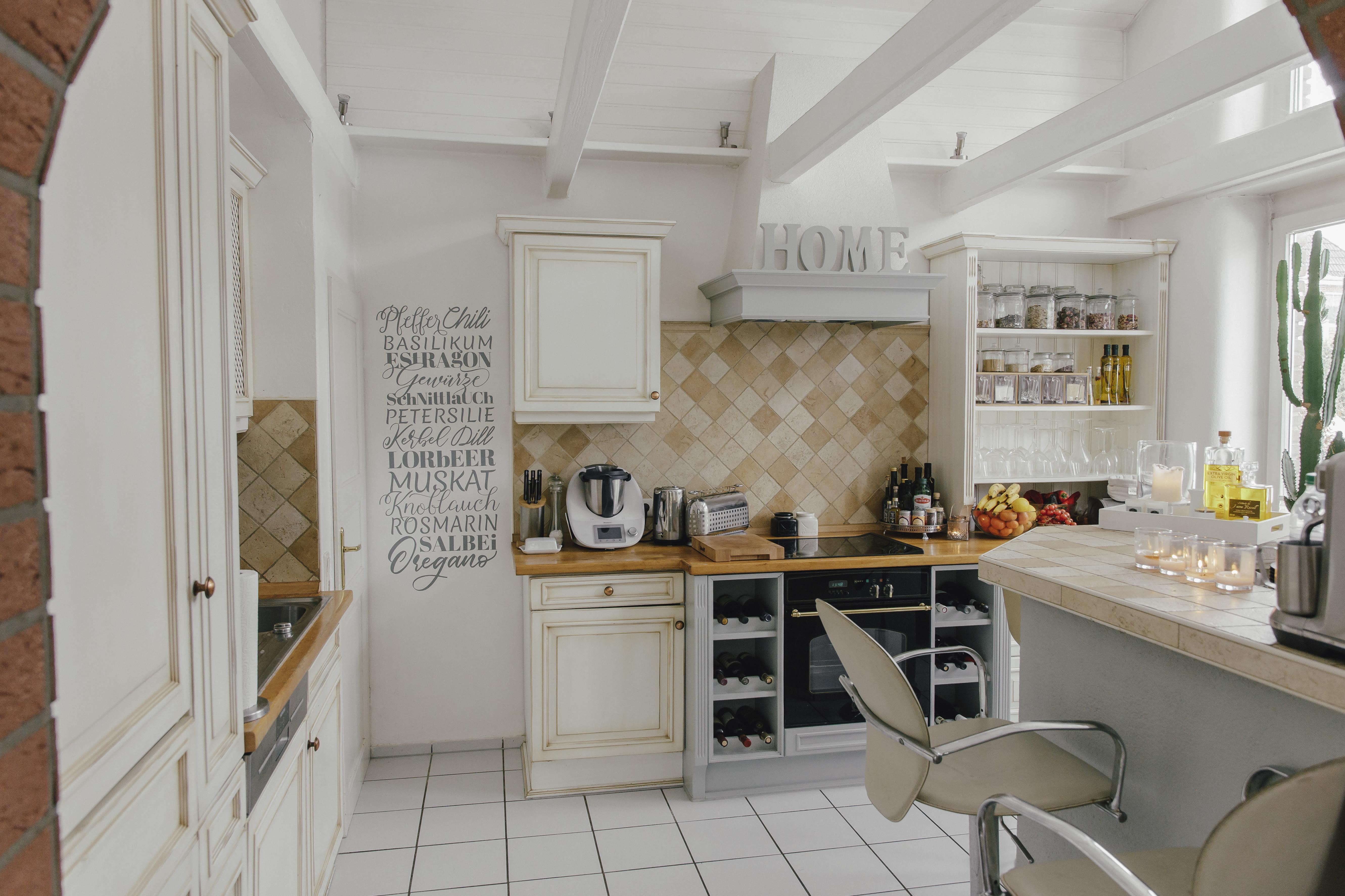 Küchen Makeover - Vorher 1