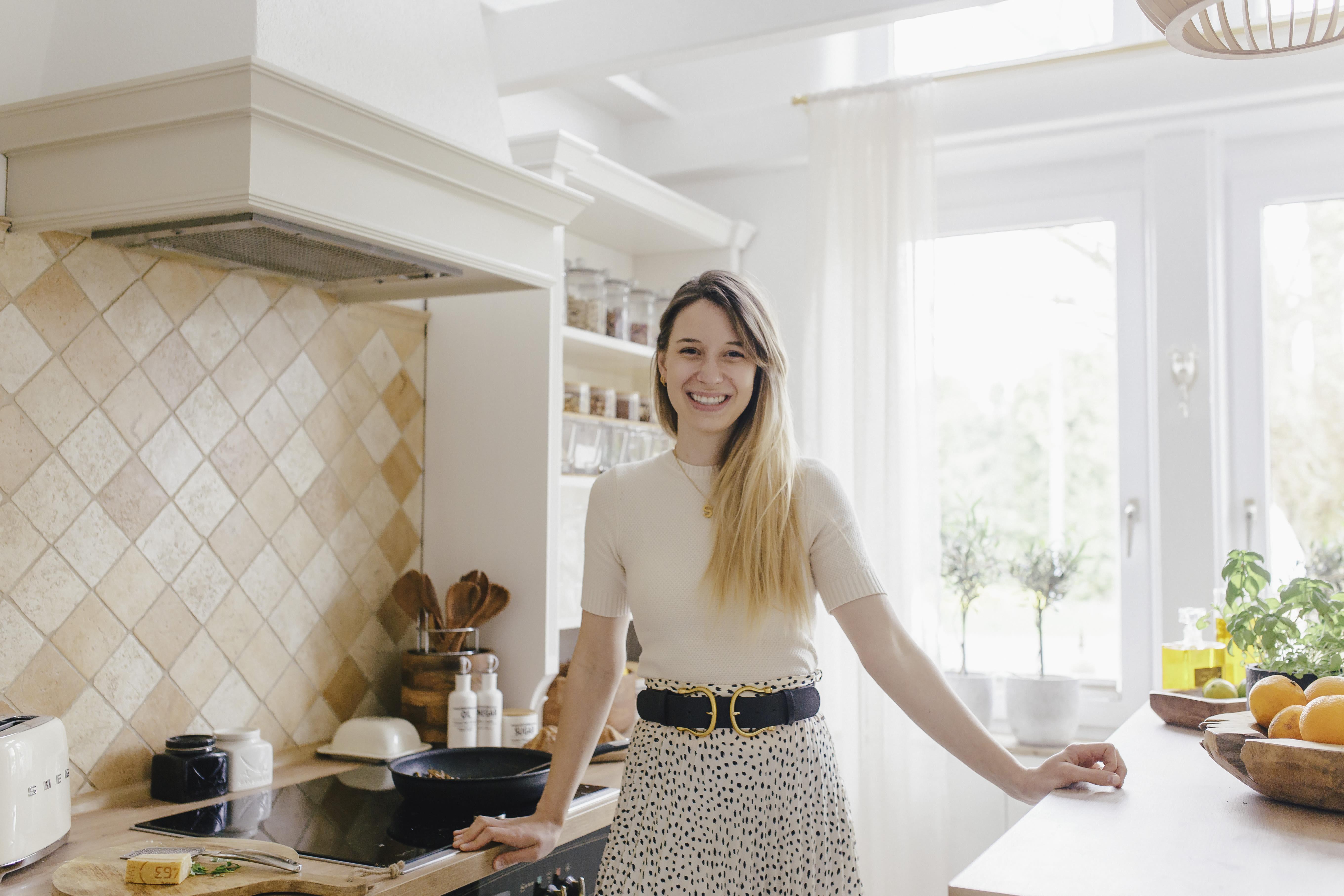 Küchen Makeover - Kristina