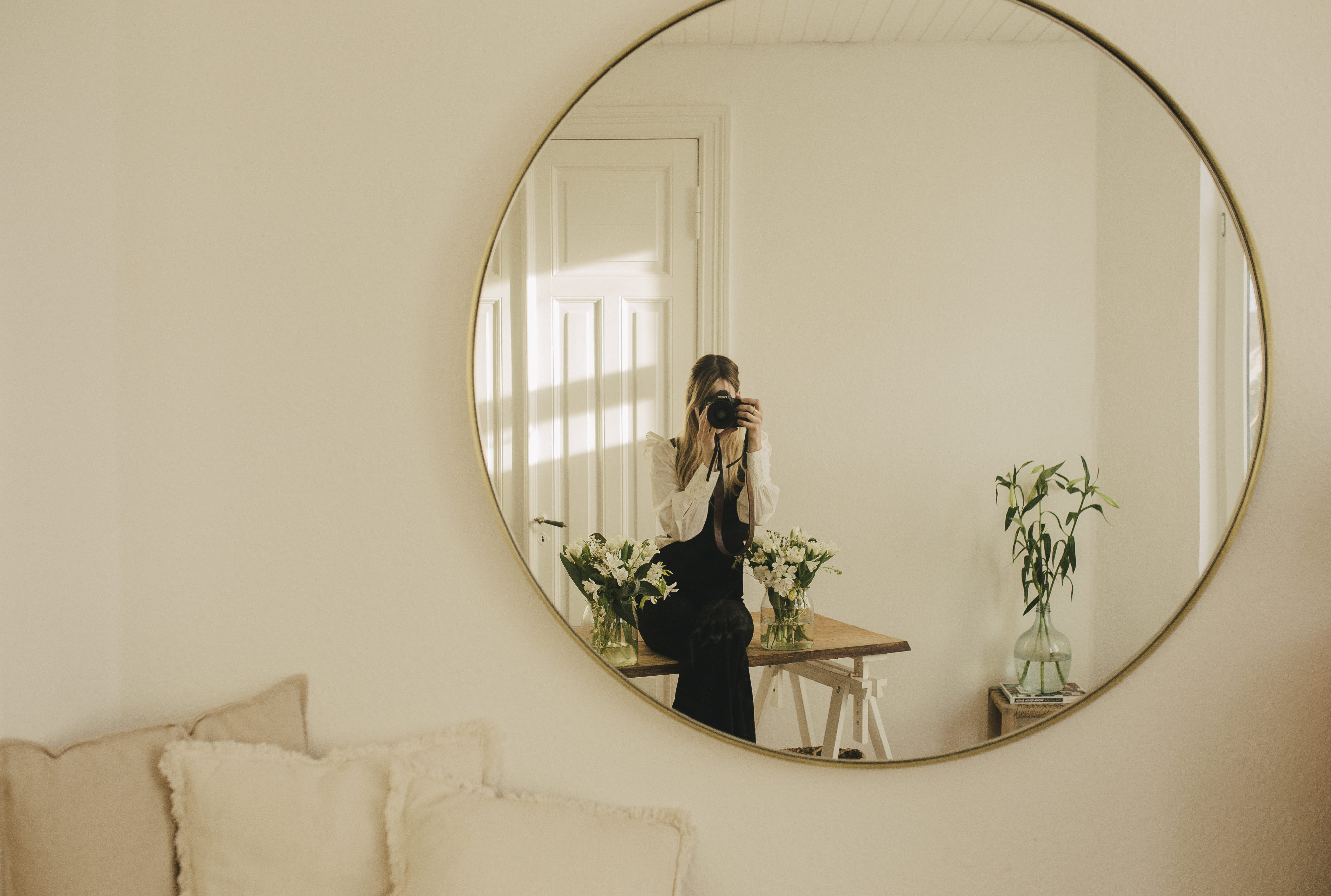Krisaint Portrait - Kristina Hader