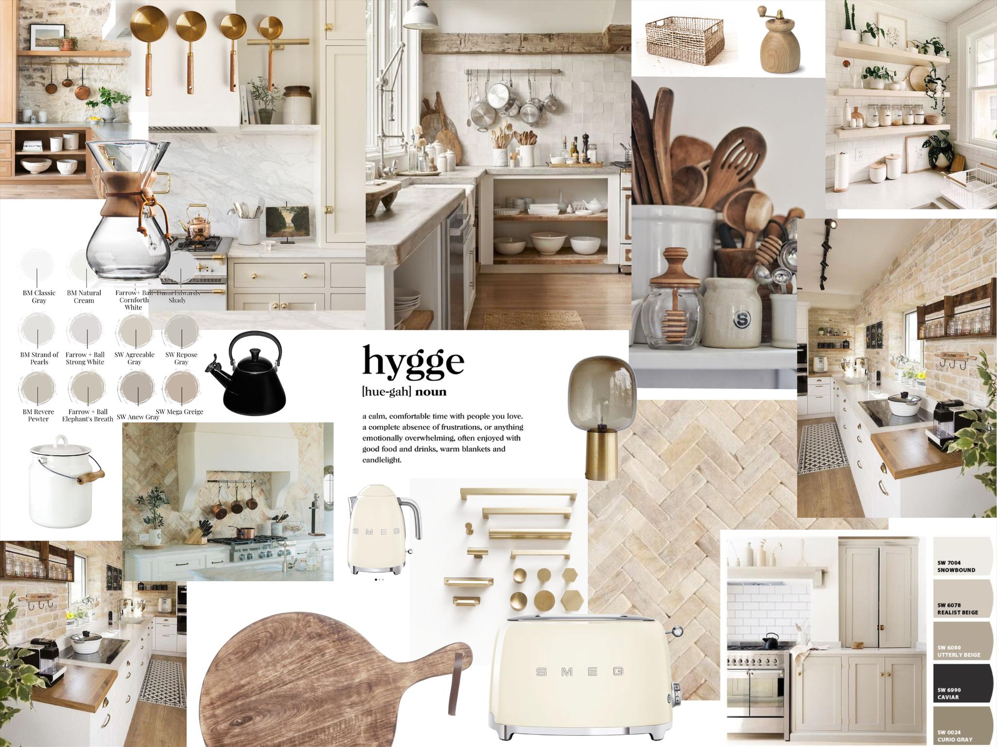 Küchen Makeover - Hygge