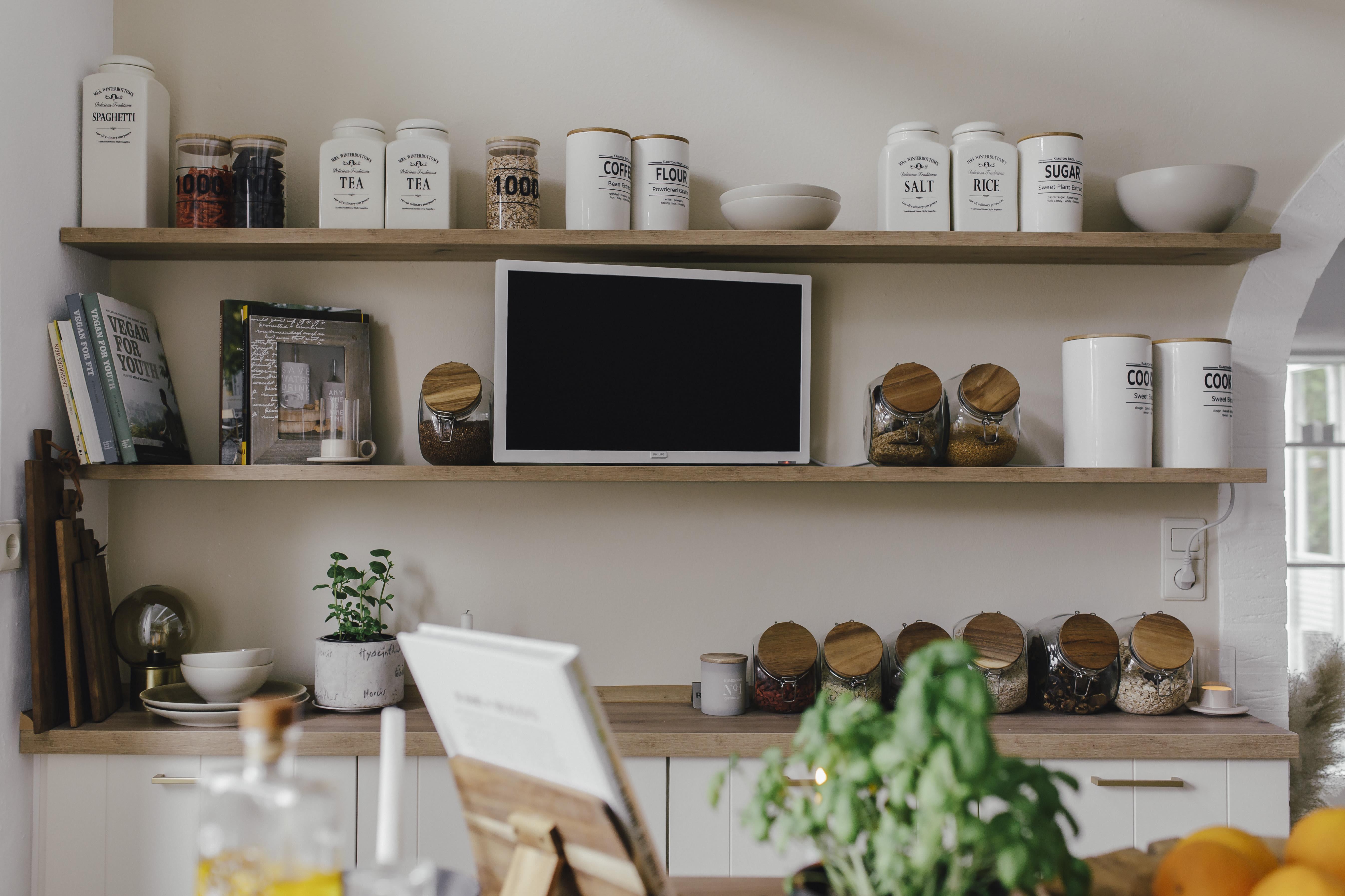 Küchen Makeover - Nachher 2