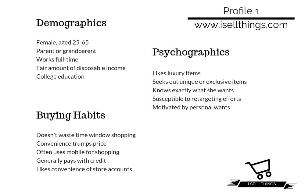 Simple Customer Profile (1)