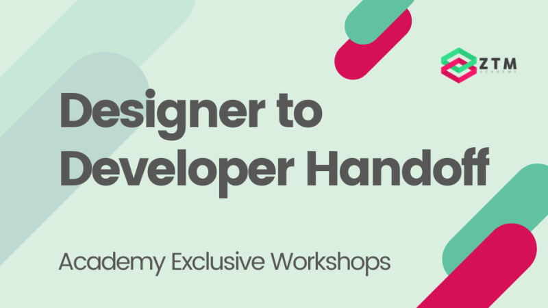 Designer to Developer Handoff: Design File to Code