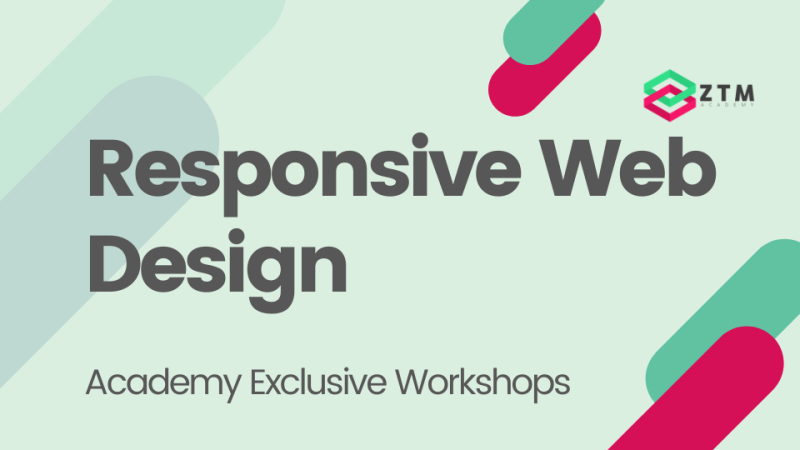 Academy Workshop: Responsive Web Design