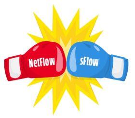 NetFlow vs sFlow