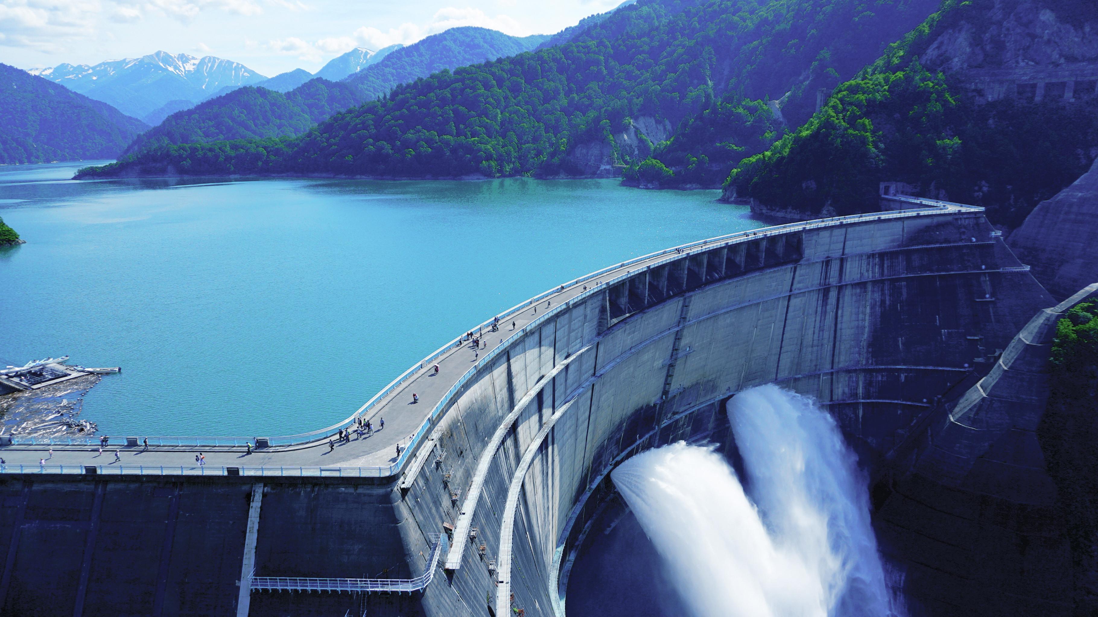多目的ダムの流入水量の予測、運用効率化
