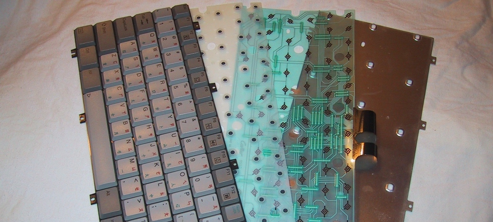 Membrane layers