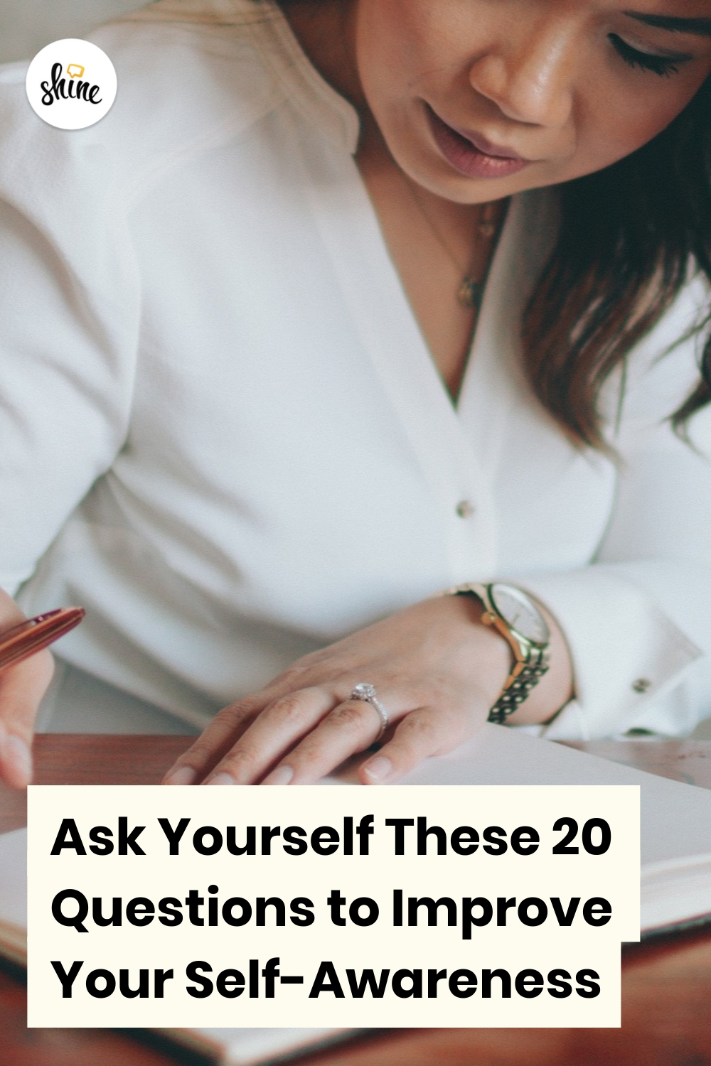 20 Questions to  Improve Self Awareness