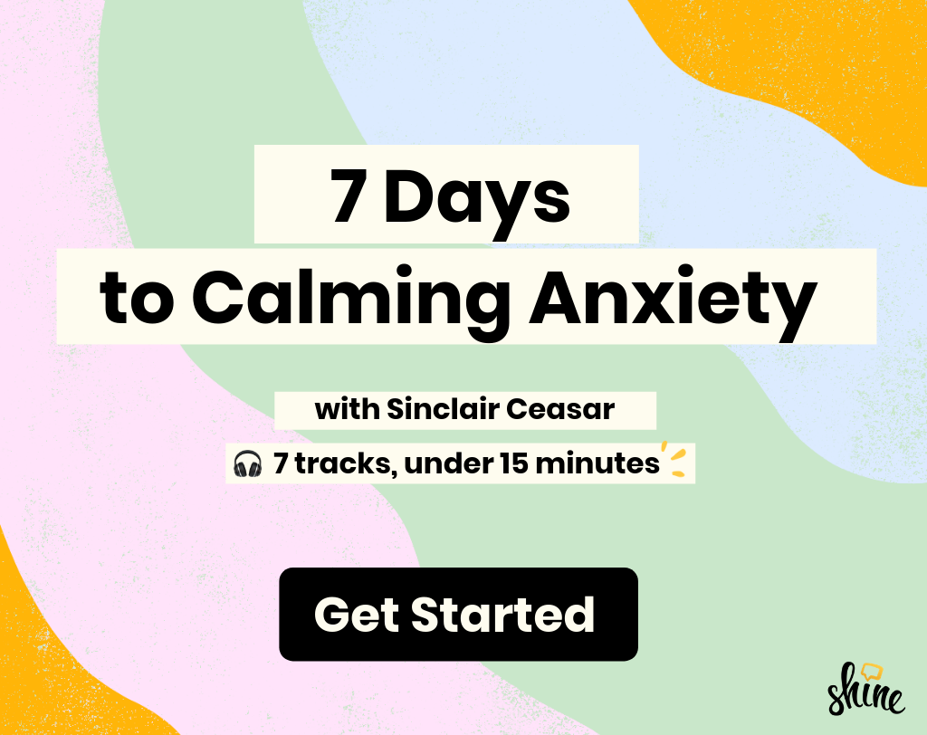 7 Days to Calming Anxiety