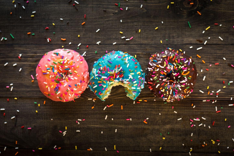 donuts bite