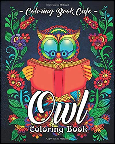 owl-coloring-book