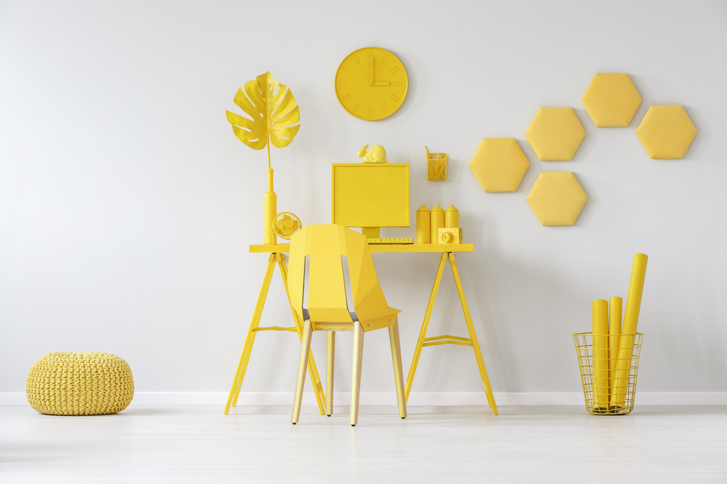 yellow-desk