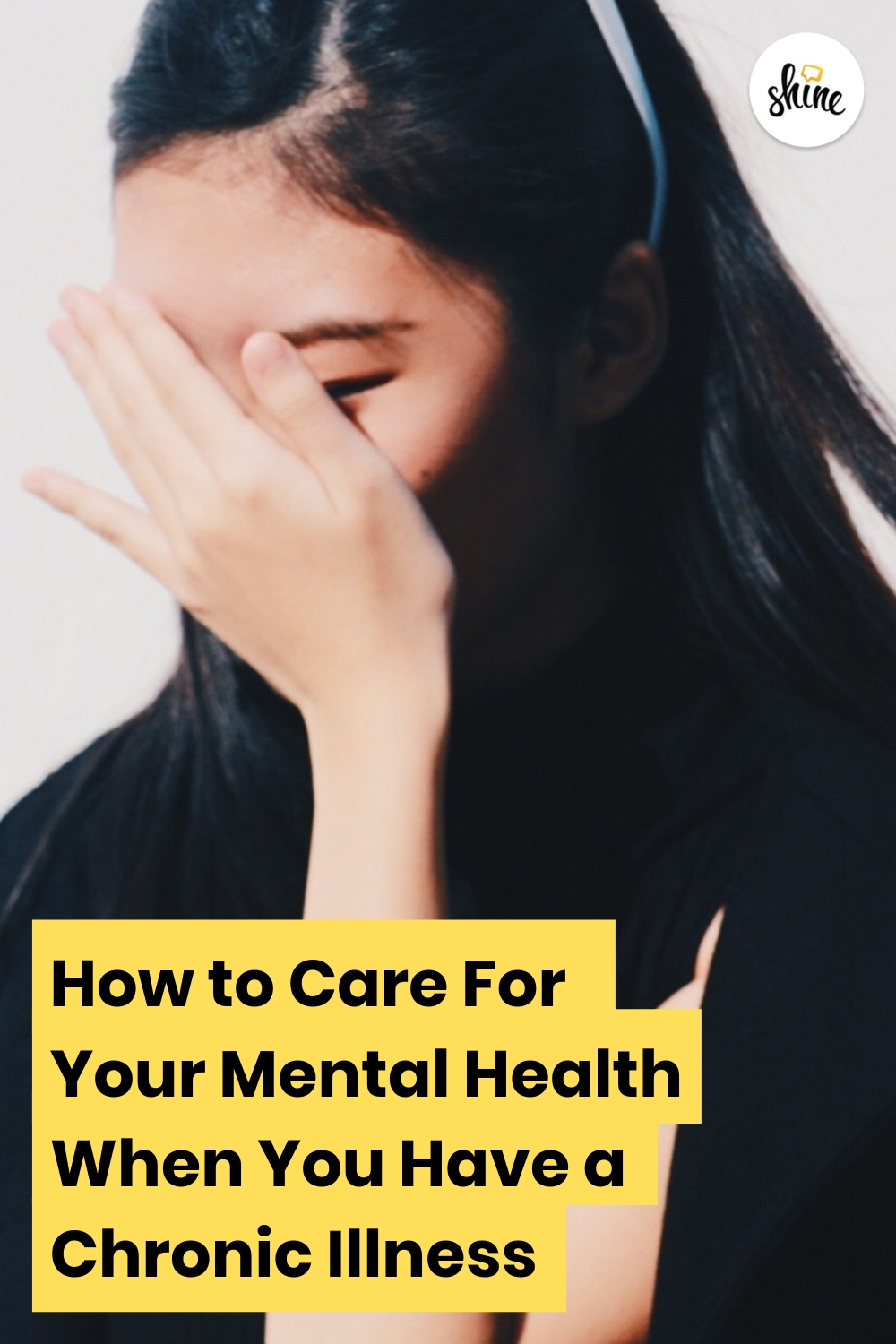 How to care for your mental health when you have a chronic illness
