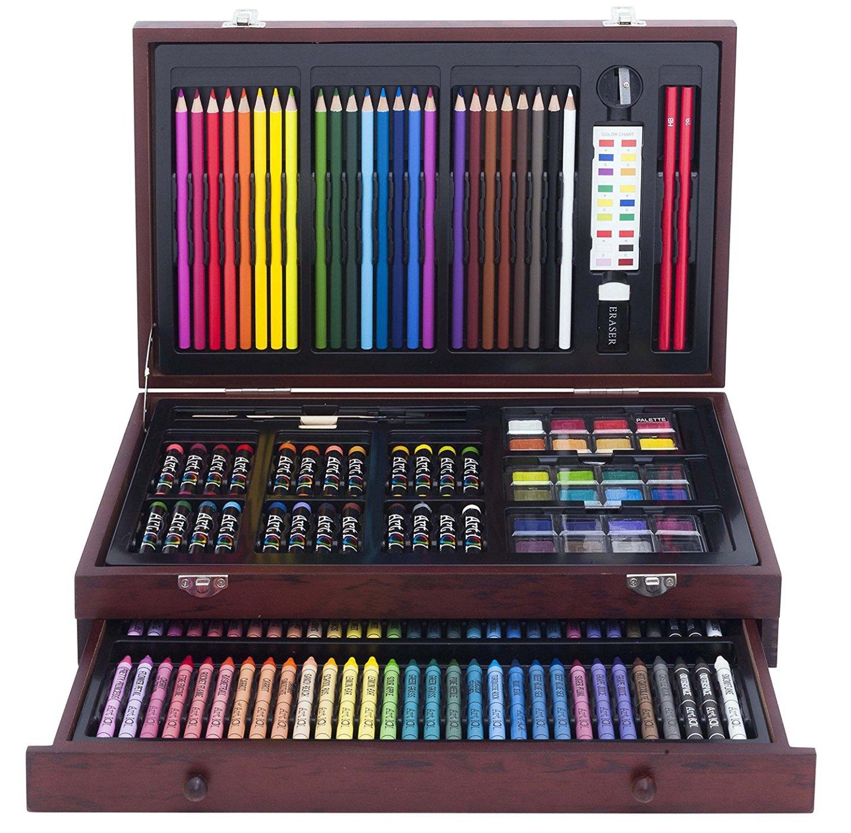 Rainbow Art Kit Gift