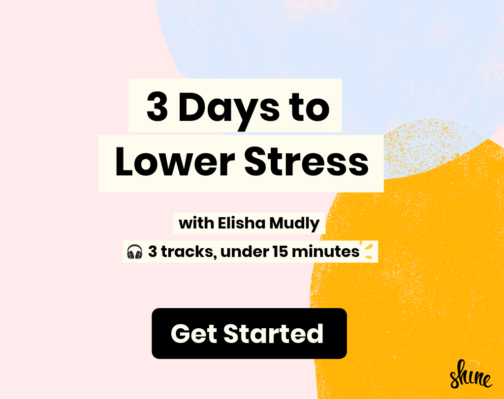 3 Days to Lower Stress