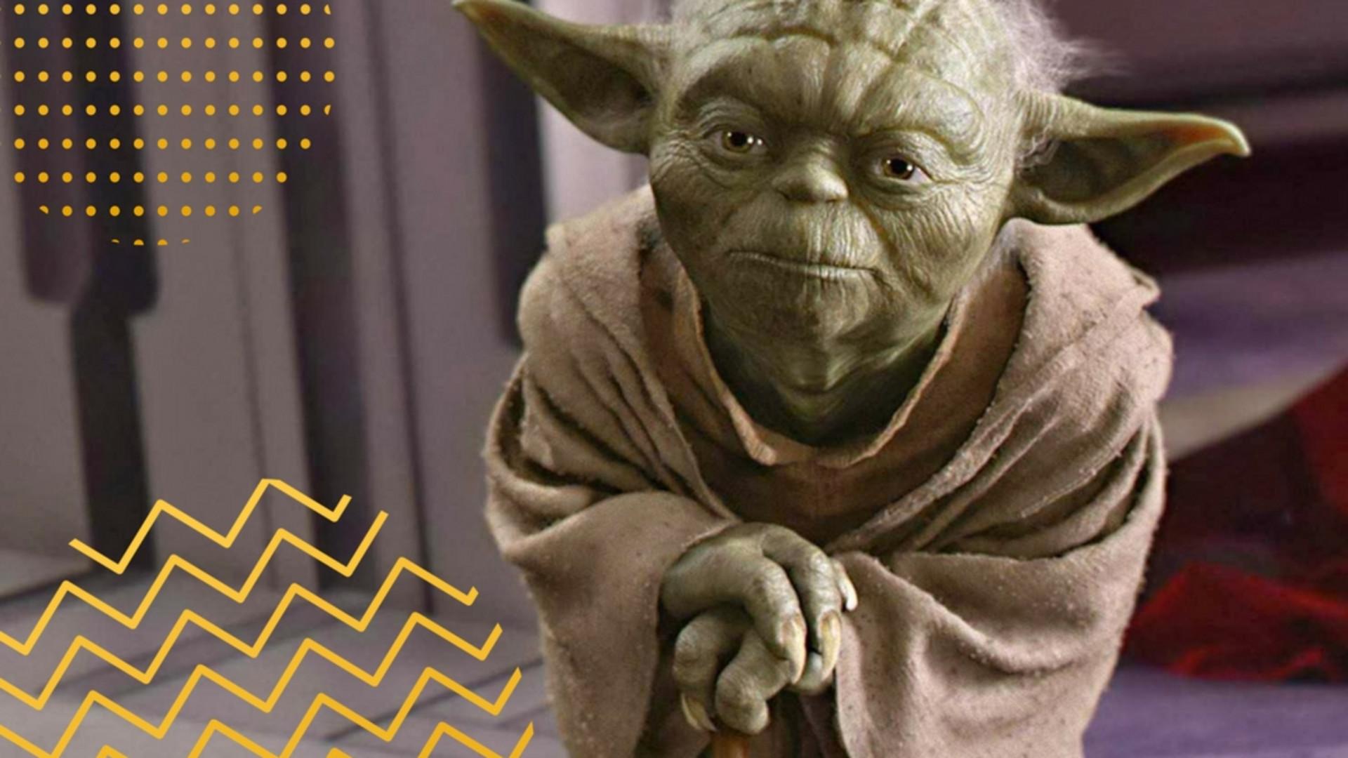 8 Powerful Quotes From Yoda, the OG Wellness Guru   Shine