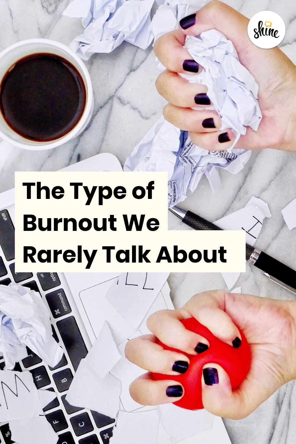 The Type of Burnout We Rarely Talk About