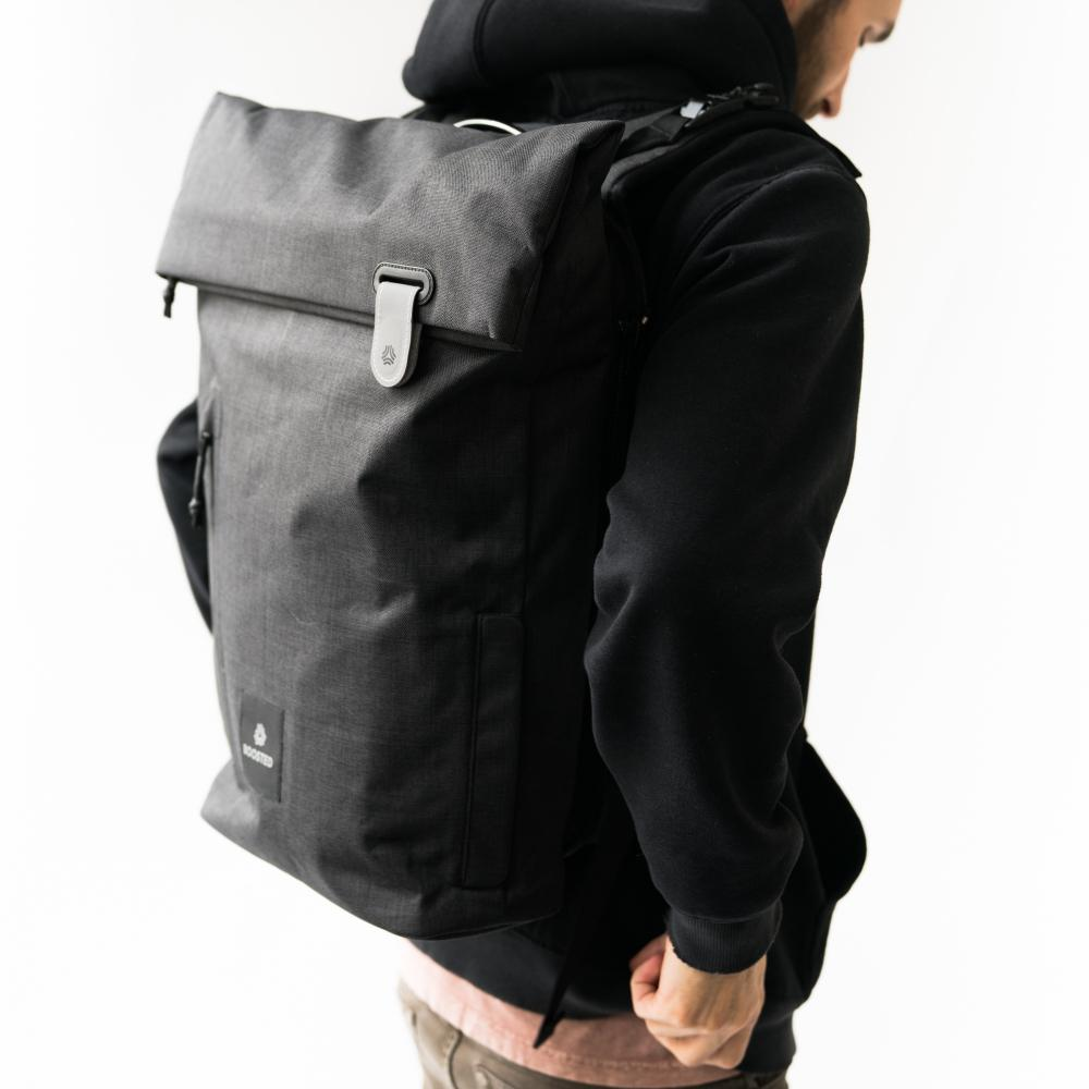 The Boosted Longboard Backpack
