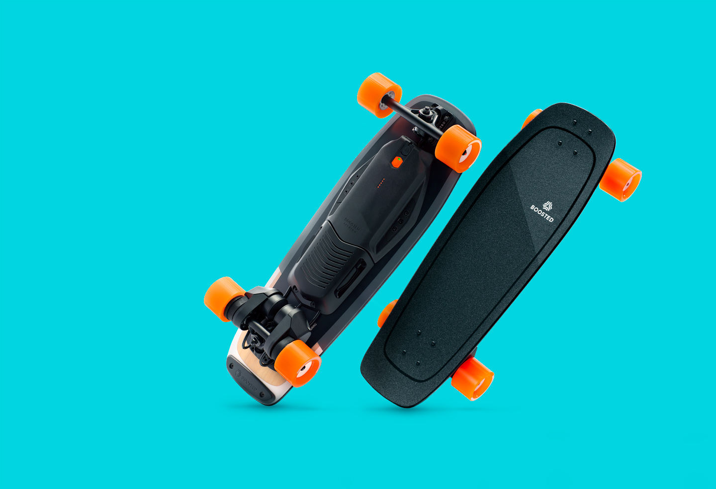 BOOSTED MINI X 3